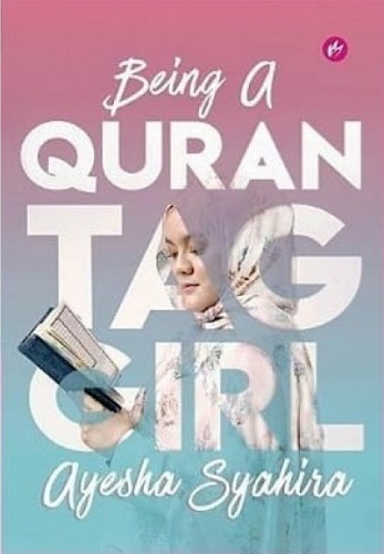 Link to an enlarged image of BEING A QURAN TAG GIRL