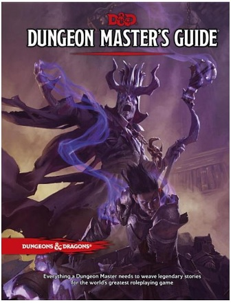 Link to an enlarged image of Dungeon Master's Guide (Dungeons & Dragons)