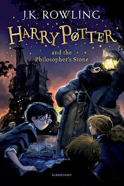 Link to an enlarged image of Harry Potter and the Philosopher's Stone -- Paperback (CHILDREN'S)