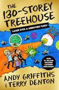 Link to an enlarged image of 130-storey Treehouse -- Paperback (English Language Edition)
