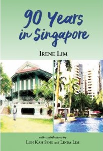 Link to an enlarged image of 90 Years in Singapore