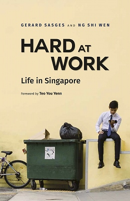 Link to an enlarged image of Hard at Work : Life in Singapore